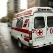 ambulans — Stockfoto