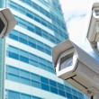 Surveillance cameras - Foto Stock