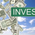 Invest money — Stock Photo #15807675