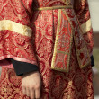 Clothes of the Russian Orthodoxy preacher - Stockfoto