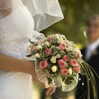 Wedding day(special photo fx) — Stock Photo