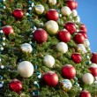 Christmas tree — Stock Photo #15809093