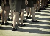 Military women — Stock Photo