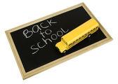 Back to school! — Stock Photo
