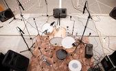Drum set — Stock Photo