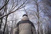 Dia de inverno — Fotografia Stock