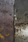 Abstract grungy texture(focus on the center) — Stock Photo