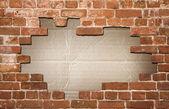 Bricks frame — Stock Photo