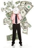 Time is money — Стоковое фото