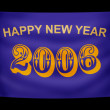 Stock Photo: Happy New Year banner