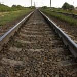Railway  tracks — Stock Photo #15810861