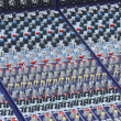 Part of the mixer desk - Stock Photo