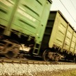 Freight train - Foto de Stock