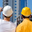 Builders — Stock Photo