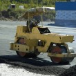 Stock Photo: Road-roller