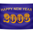 Happy New Year banner — Stock Photo #15818443