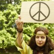 Hippie - Stock Photo