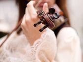 Musician — Stock Photo