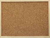 Cork board — Stock Photo