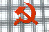 Communism sign — Stock Photo