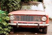 Retro car — ストック写真