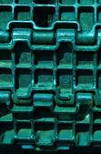 Abstract metallic background — Stock Photo