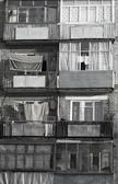 Zavallı ev — Stok fotoğraf