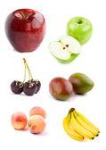 水果组合 — 图库照片