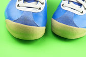 Sport footwear — Stock Photo