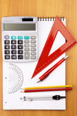 Education items — Stock Photo