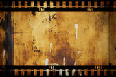 Warm vintage background with dark border(great for your design) — Stock Photo