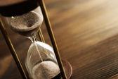 Kum saati — Stok fotoğraf