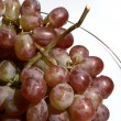 Red grapes — Stock Photo #15820291