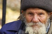 Hobo man — Stock Photo
