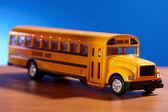 ônibus escolar — Foto Stock