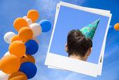 Birthday — Stok fotoğraf