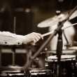 Drummer - Stockfoto