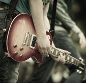 рок-н-ролл — Стоковое фото