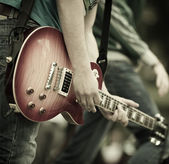 Rock and roll — Foto Stock