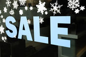 Prodej sezóny — Stock fotografie