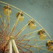 Carnival ferris wheel — Stock Photo