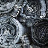 Blue jeans — Foto de Stock