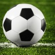 Soccer ball — Foto de Stock