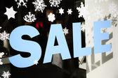 Season sale — Stock Photo