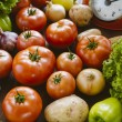 Fresh vegetables — Stockfoto #28330767