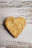 Heart shape cookies for Valentine Day — Fotografia Stock