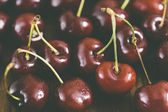 Doce de cereja — Fotografia Stock