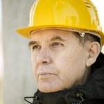 Construction Worker Portrait — Stock Photo #44446549