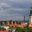 Royalty-Free Stock Photo: Tallinn Panorama
