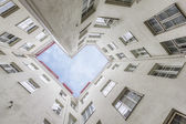 Inner Courtyard — Stock Photo